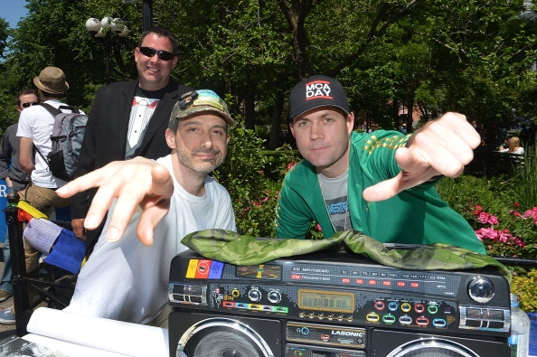 Ad Rock Shouts Out MCA DAY