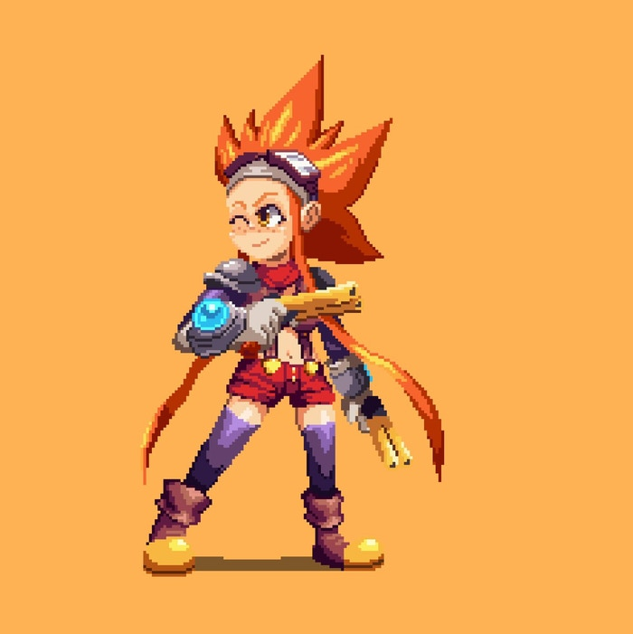 CRYAMORE! A True, First-Class Take on the Action-RPG Genre