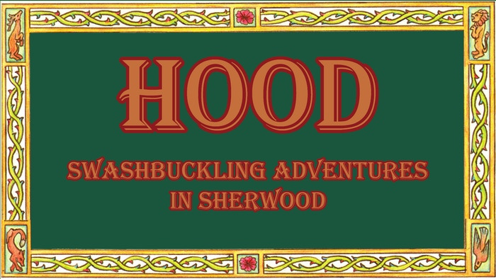 A roleplaying game set in the Legend of Robin Hood. This fantasy RPG employs a theatrical style of combat, adventure, and storytelling.