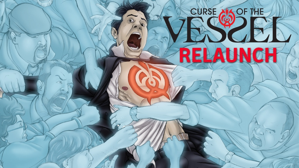 CURSE of the VESSEL RELAUNCH project video thumbnail