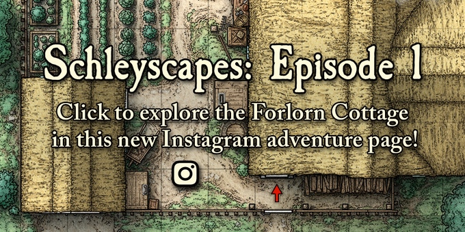 Explore the Episode 1 Instagram Adventure Page