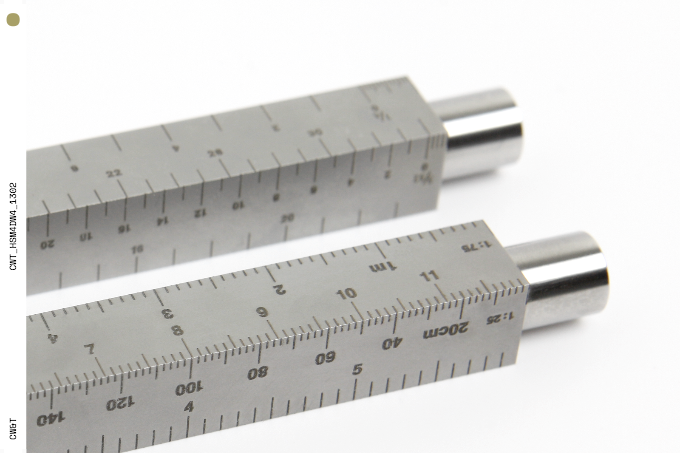 Pen Type-A Architect Scales : Available in Metric or Imperial units