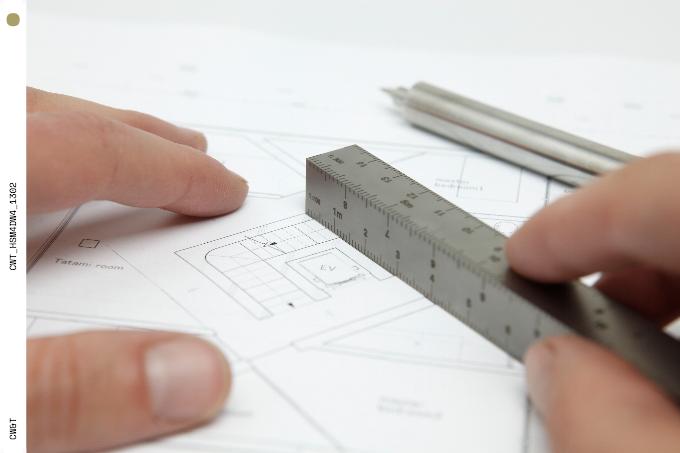 Pen Type-A Architect Scale