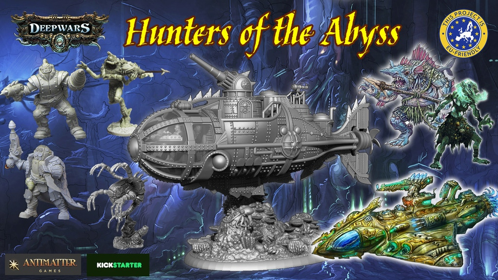 DeepWars - Hunters of the Abyss project video thumbnail