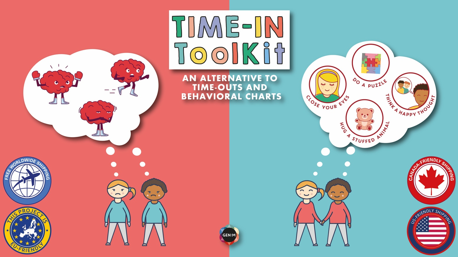 An alternative to time-outs and behavioral charts that helps parents, educators, and therapists teach children emotional regulation.
