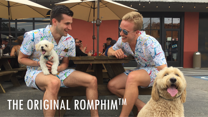 We're back with another Kickstarter for the RompSuit- check it out via the link below!