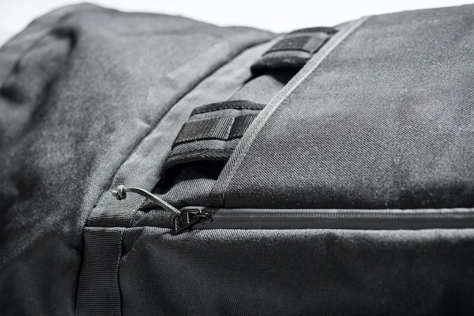 If You Get Bored Of Carrying It Around Like A Traditional Duffle Bag Our Tuckable Backpack Straps Make Easy To Switch From
