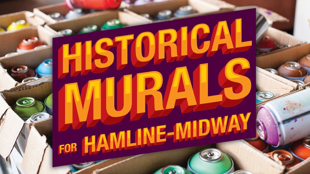 Historical Murals for Hamline-Midway project video thumbnail