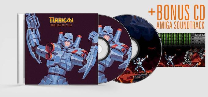 2 CD set mockup