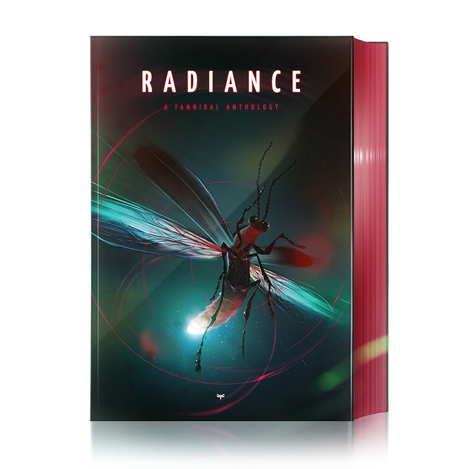 Radiance stretch goal: edge coloring