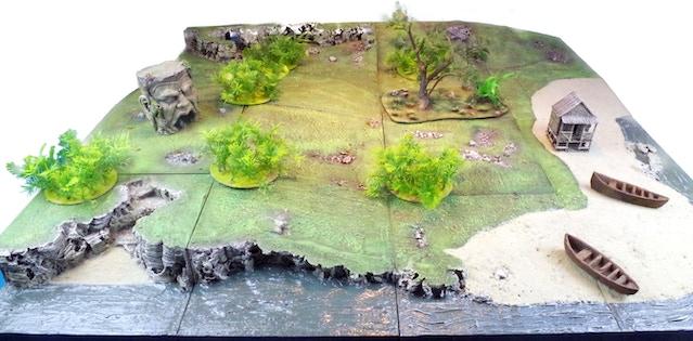Commercial) Terra-Former terrain