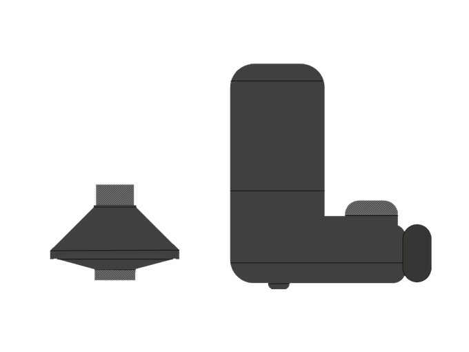 DrinkPure HOME compared to other common faucet filters