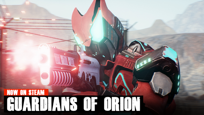 Do you like Dinosaurs?  Like Jetpacks?  Like Mechs - then you will love ORION: Prelude, a brand new game headed to digital markets.