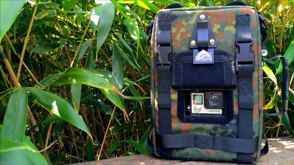 THE most multifunctional bag for your action cam and GoPro® project video thumbnail