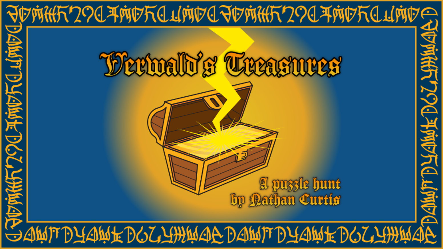 Verwald's Treasures by Nathan Curtis — Kickstarter