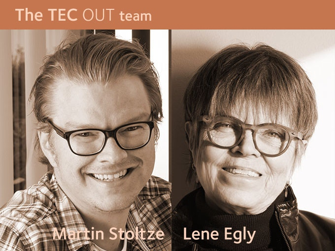 Click on the photo to read more about the team and the history of TEC OUT