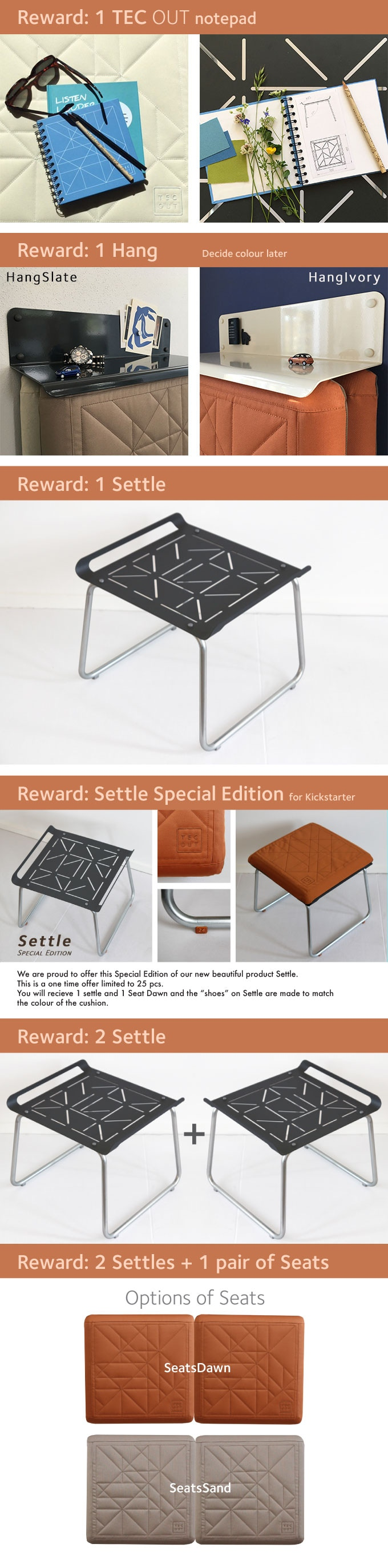 Settle by TEC OUT   a modular furniture crafted in Denmark by TEC ... : altanräcke höjd : Inredning