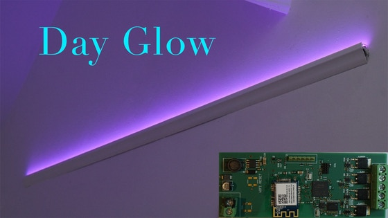 Day Glow, LED light controller.