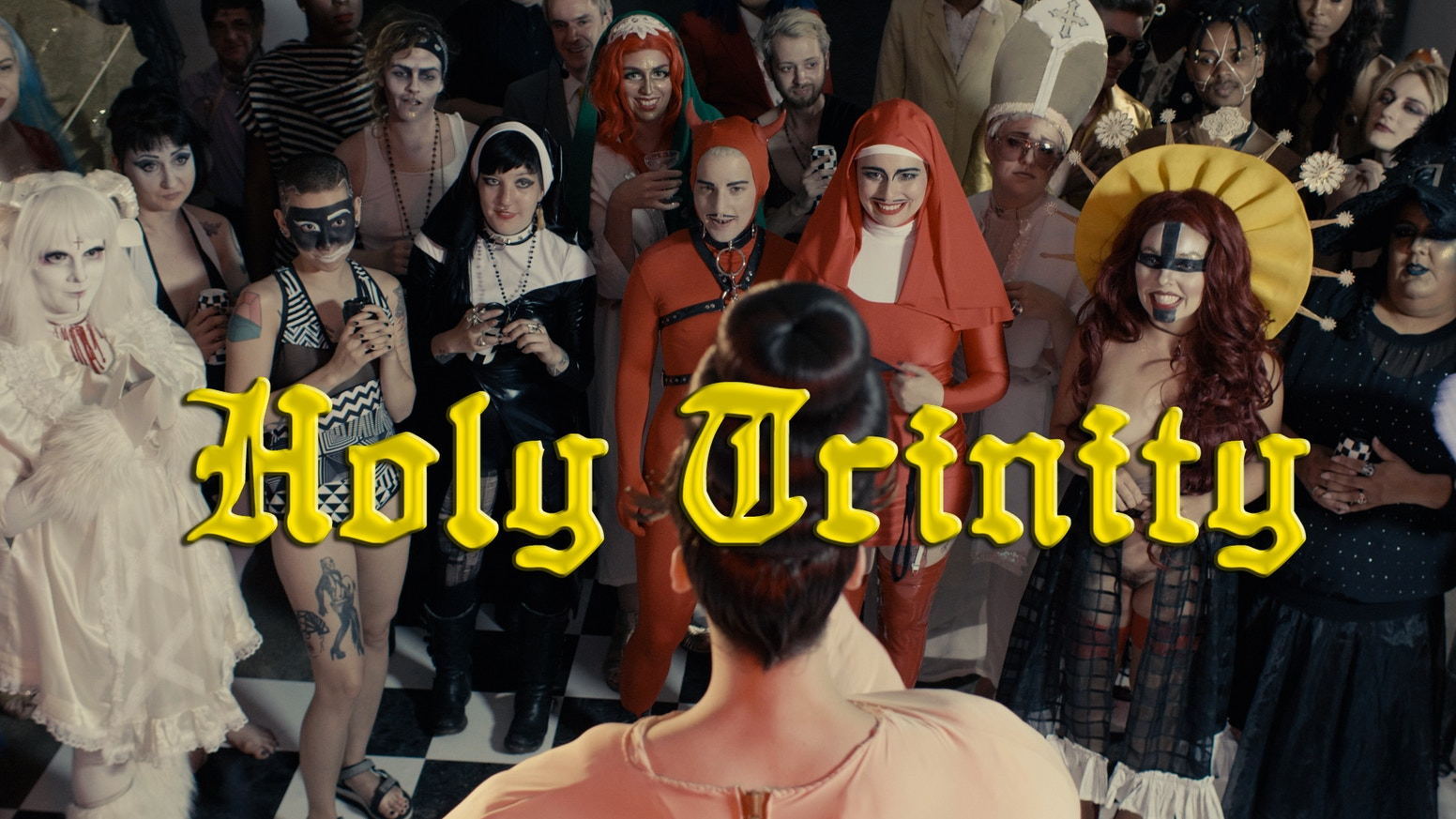Holy Trinity Movie by Full Spectrum Features NFP — Kickstarter