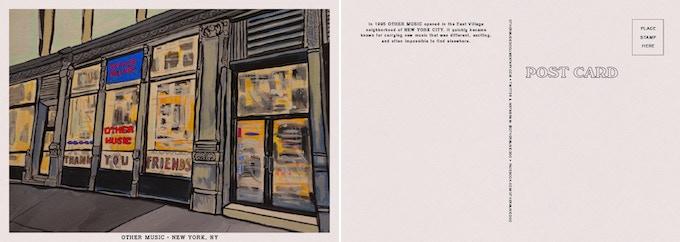 $30 - postcards (front & back mockup)