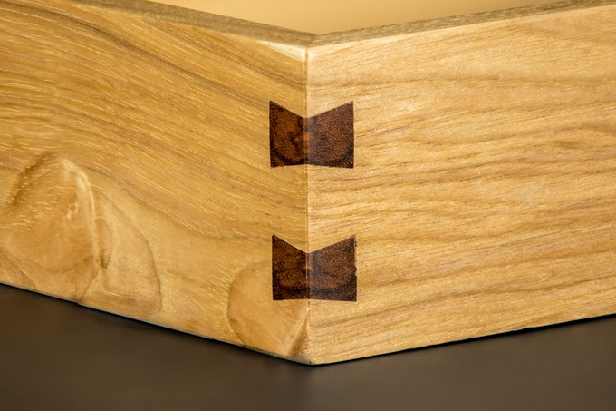 Large Double Dovetail
