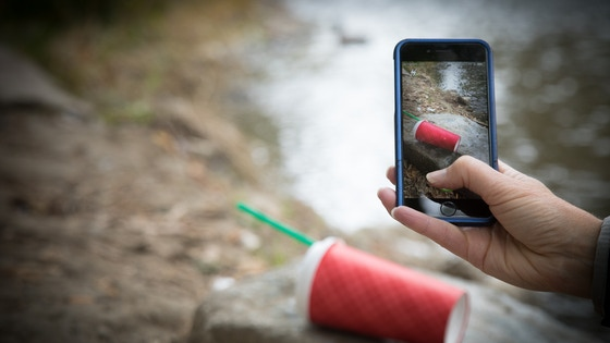 Litterati - Join the Community that's Cleaning the Planet