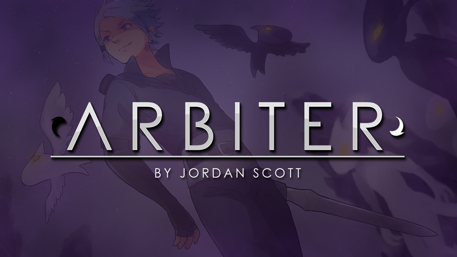 Arbiter is an action game about transformation!  Use the powers of your enemies against them to save humanity!