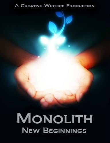 The cover of the first installment of Monolith
