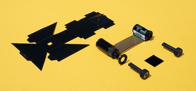 VIDERE 35mm film mechanism