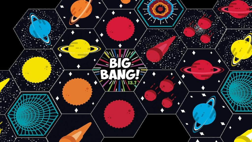 Big Bang 13.7 project video thumbnail