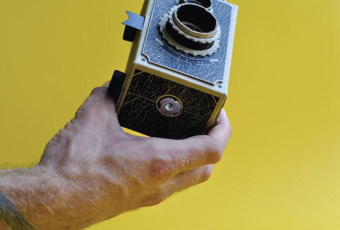 Tripod tread on VIDERE 35mm