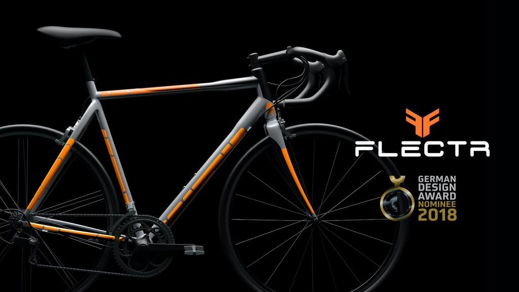 FLECTR Gravel Guard - premium bicycle frame protection project video thumbnail