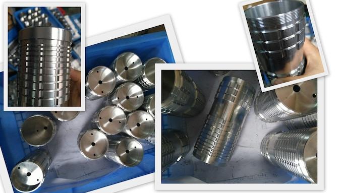 CNC Sampling prototypes