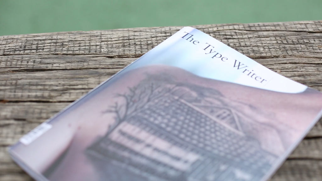 The Type Writer Magazine #1 project video thumbnail