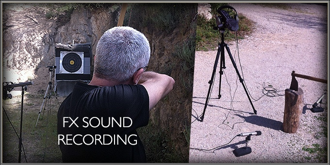 FX sound recording