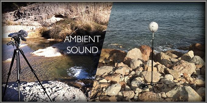 Ambient sound recording
