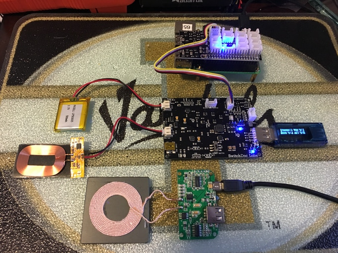 SunControl - DIY Solar Power for the Raspberry Pi / Arduino by