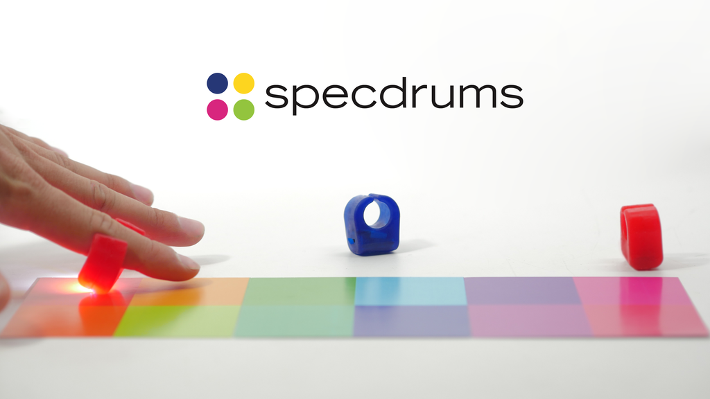 Specdrums: Music at Your Fingertips project video thumbnail