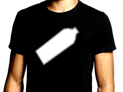 Tag Your Own DIY Spray Can T-Shirt!