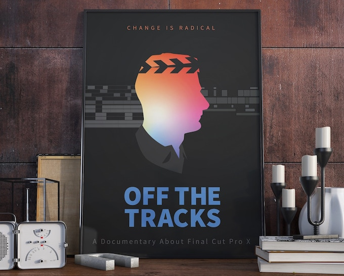 Off the Tracks Official Poster