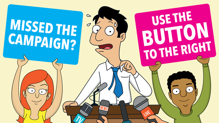 A seriously silly party game for people who love to argue. Lots of content and lots of fun.