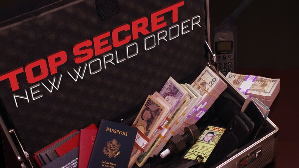 Top Secret: New World Order - the espionage roleplaying game project video thumbnail