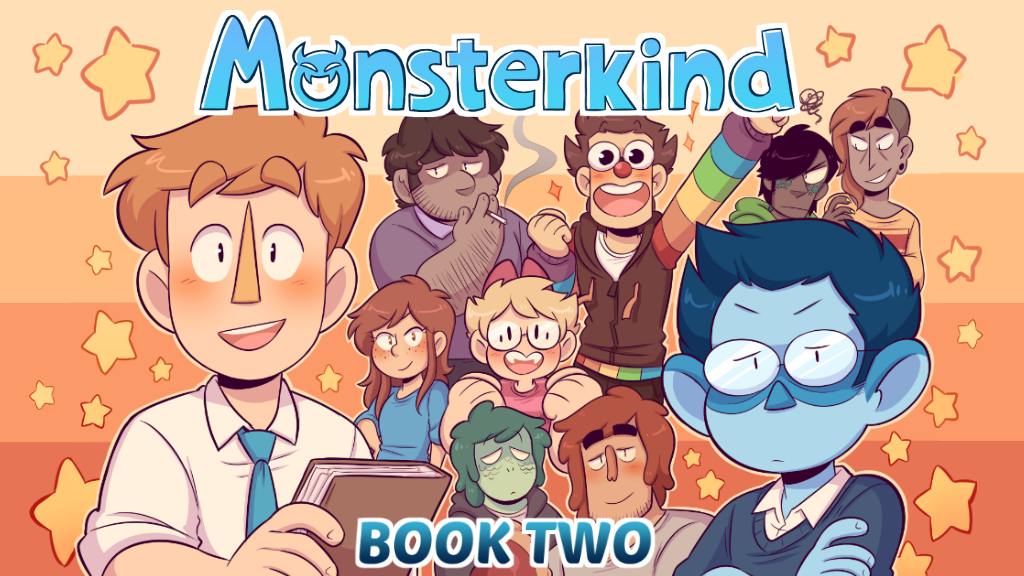 Monsterkind Book Two project video thumbnail