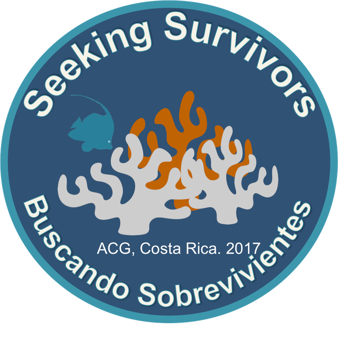 """Seeking Survivors"" logo 2017"