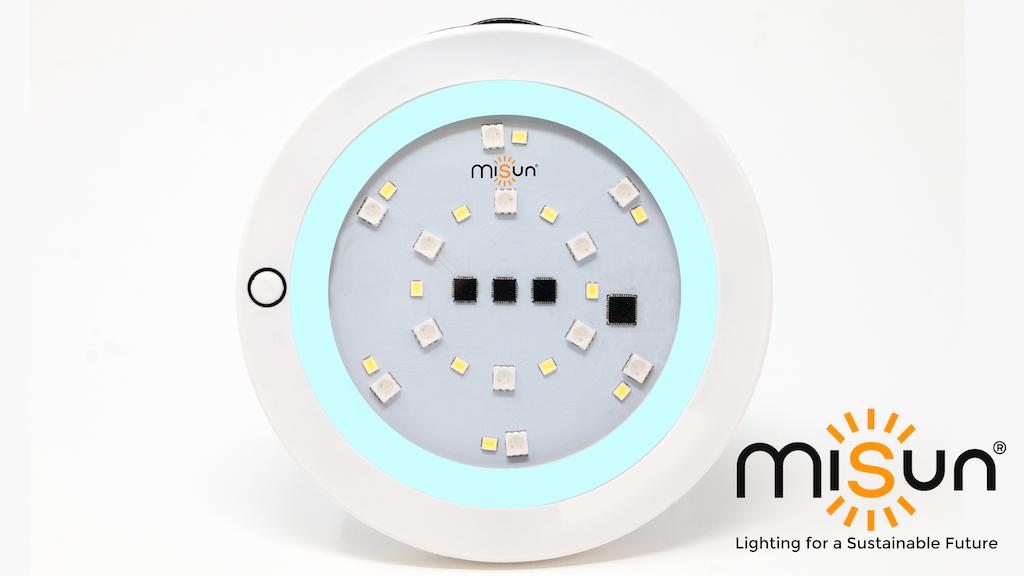 MiSun: Lighting for a Sustainable Future