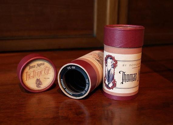 The Divine Eye wax cylinder