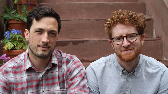 Spencer and Zach, co-founders of Centerline Labs and co-creators of The Public Radio