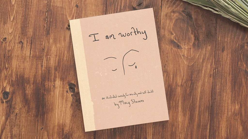 """""""I Am Worthy"""" project video thumbnail"""
