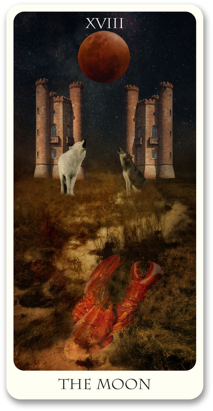 The Lost Tarot An Exquisite Major Arcana Limited Edition By Hans