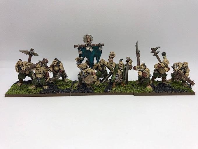Ogre Warriors